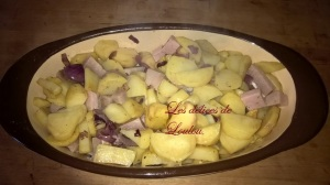 tartiflette roti de porc séché (2)